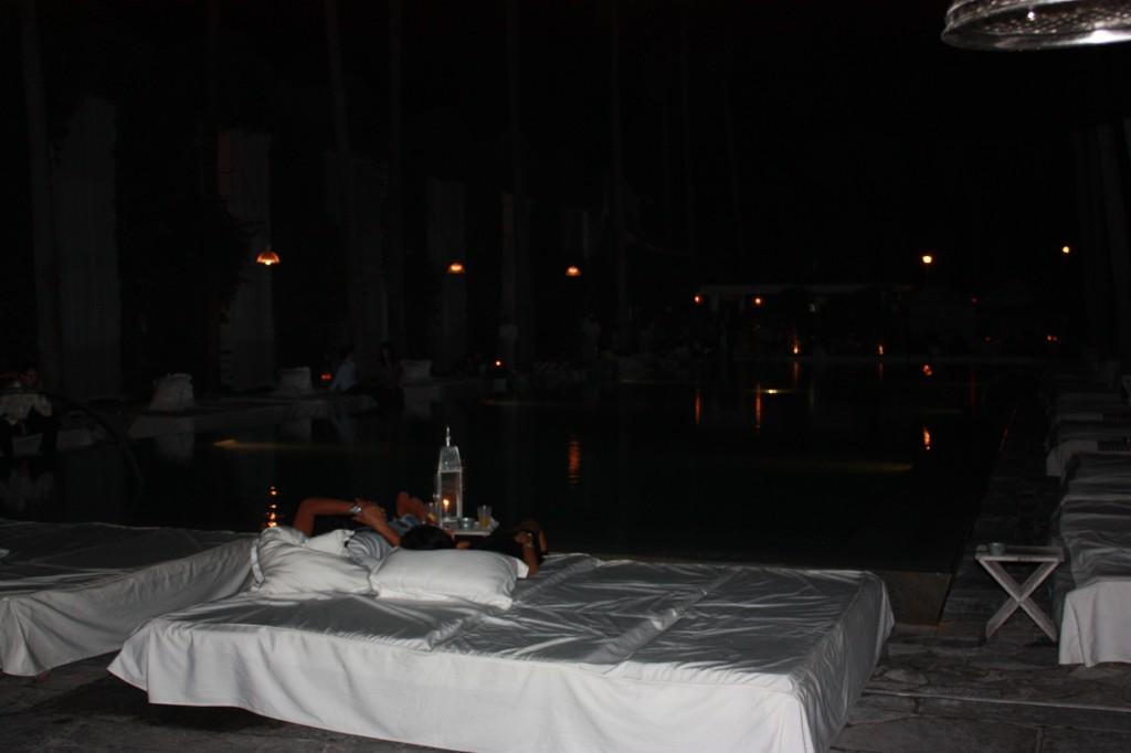 delano pool bed 1024x682 The Delano Hotel