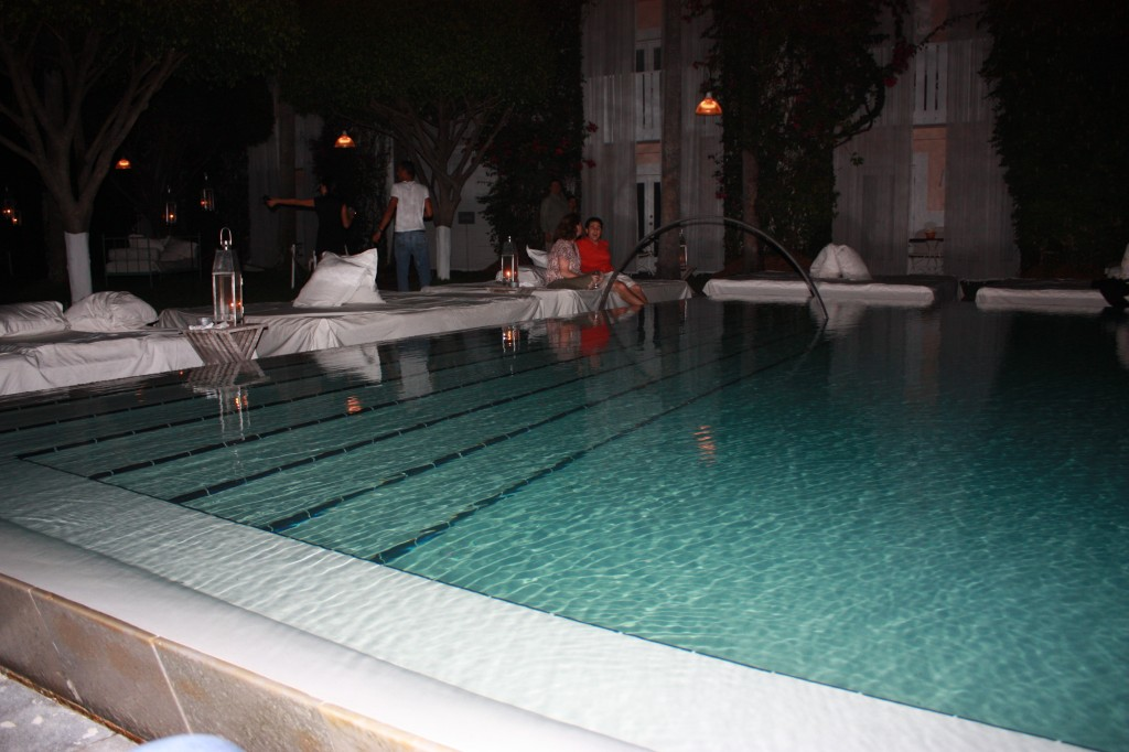 pool at delano 1024x682 The Delano Hotel