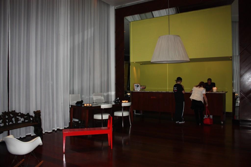 the delano reception 1024x682 The Delano Hotel