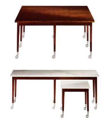 Driade neoz coffee and occasion tables by philippe starck Driade Neoz coffee and occasion tables by philippe starck