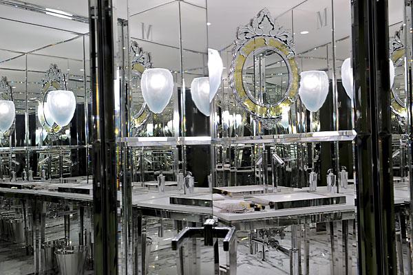 bathroom hotel palazina grazzi Hotel Palazzina Grassi